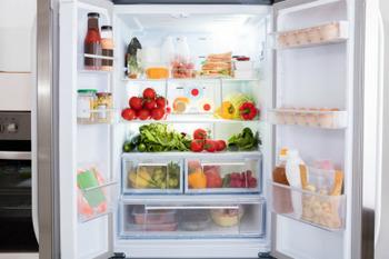 お金が貯まる、冷蔵庫