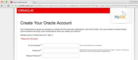 Oracle-User-account