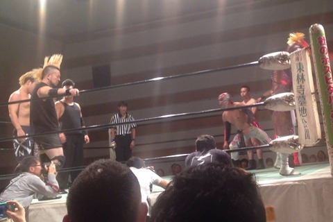 michipro-yokohama-main-event