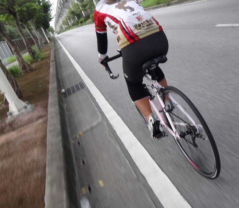 自転車の 自転車 tt 練習 : クリップレスデビュー 練習 ...