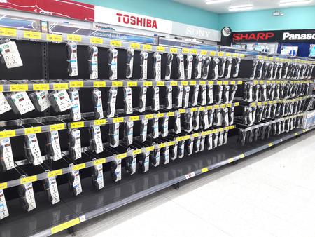 テスコ・ロータス電源タップ売り過ぎ説