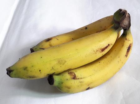 4本で30バーツのバナナ