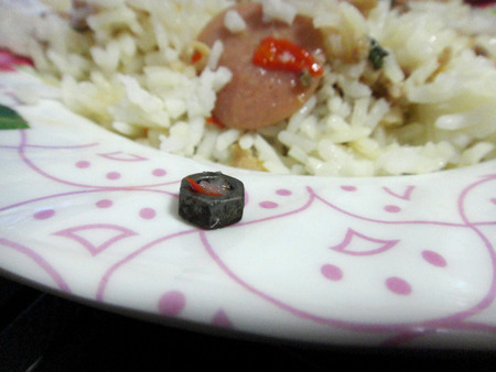タイ・クオリティー食物への異物混入