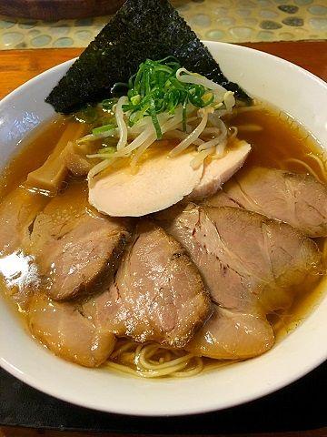 麺や食堂のちゃーしゅーそば@本厚木