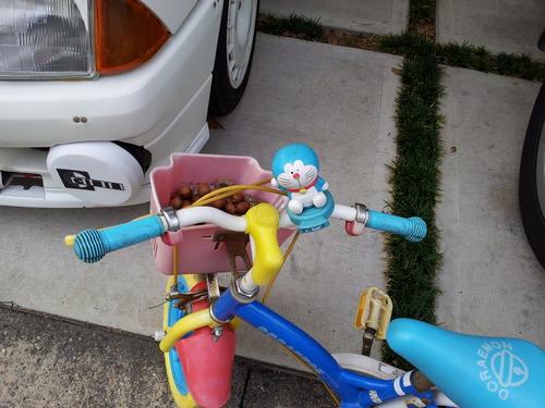 ドラえもん 自転車