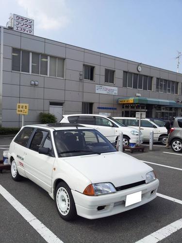 シトロエン AX 車検