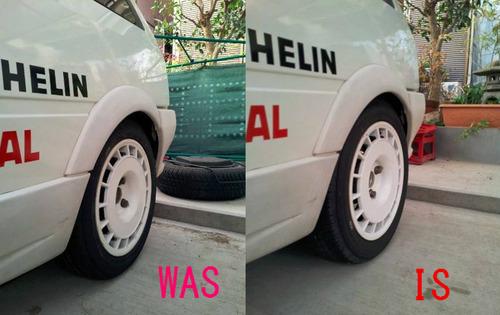 citroen ax wheels