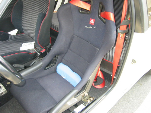 citroen ax seat