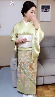 朝日和服2