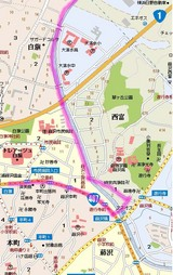 境川マップ