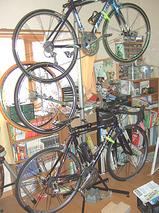 ミノウラ自転車ラック