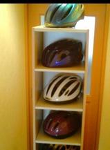ヘルメット収納庫2