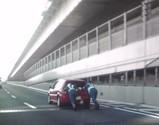 20091018群馬帰り道レインボーブリッジ