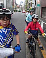 自転車散歩1