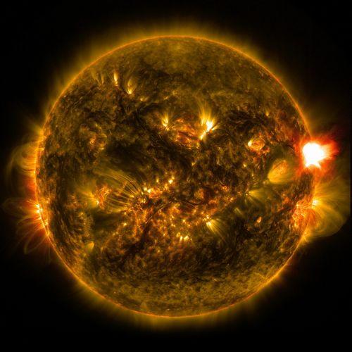 太陽フレア