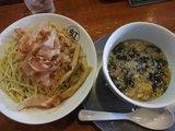 虹の麺_つけ麺
