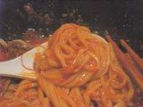 アラビアータ麺