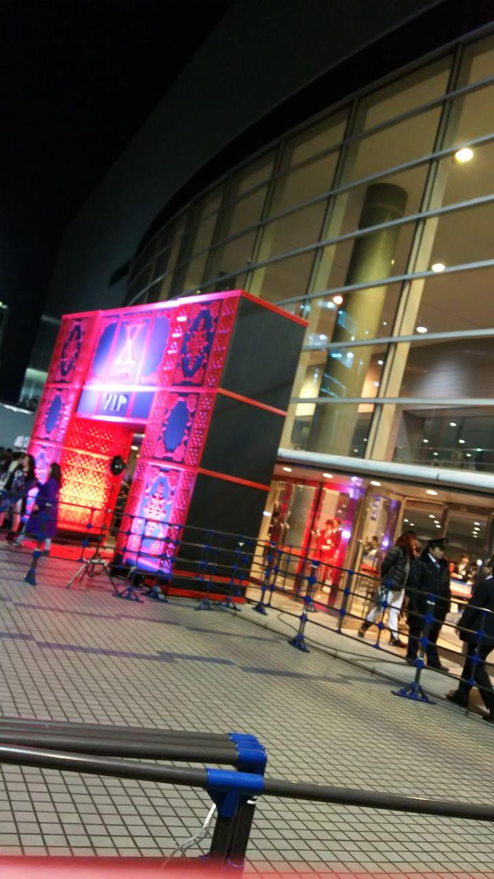 jap b0ndage 28 「X JAPAN JAPAN TOUR」 2015.12.04(FRI) 横浜アリーナ