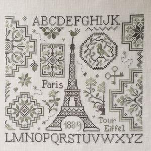 Eiffel Quaker 緑バージョン