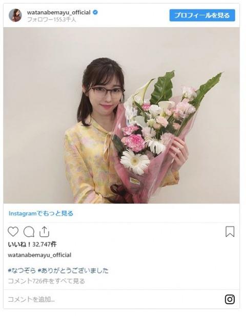 渡辺麻友まゆゆが白血病 (4)