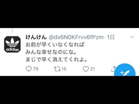 木村花を誹謗中傷したけんけん (2)