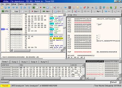 windows x64 アセンブラ 命令 代入