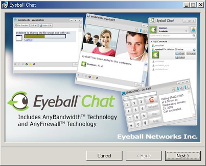 Eyball Chat