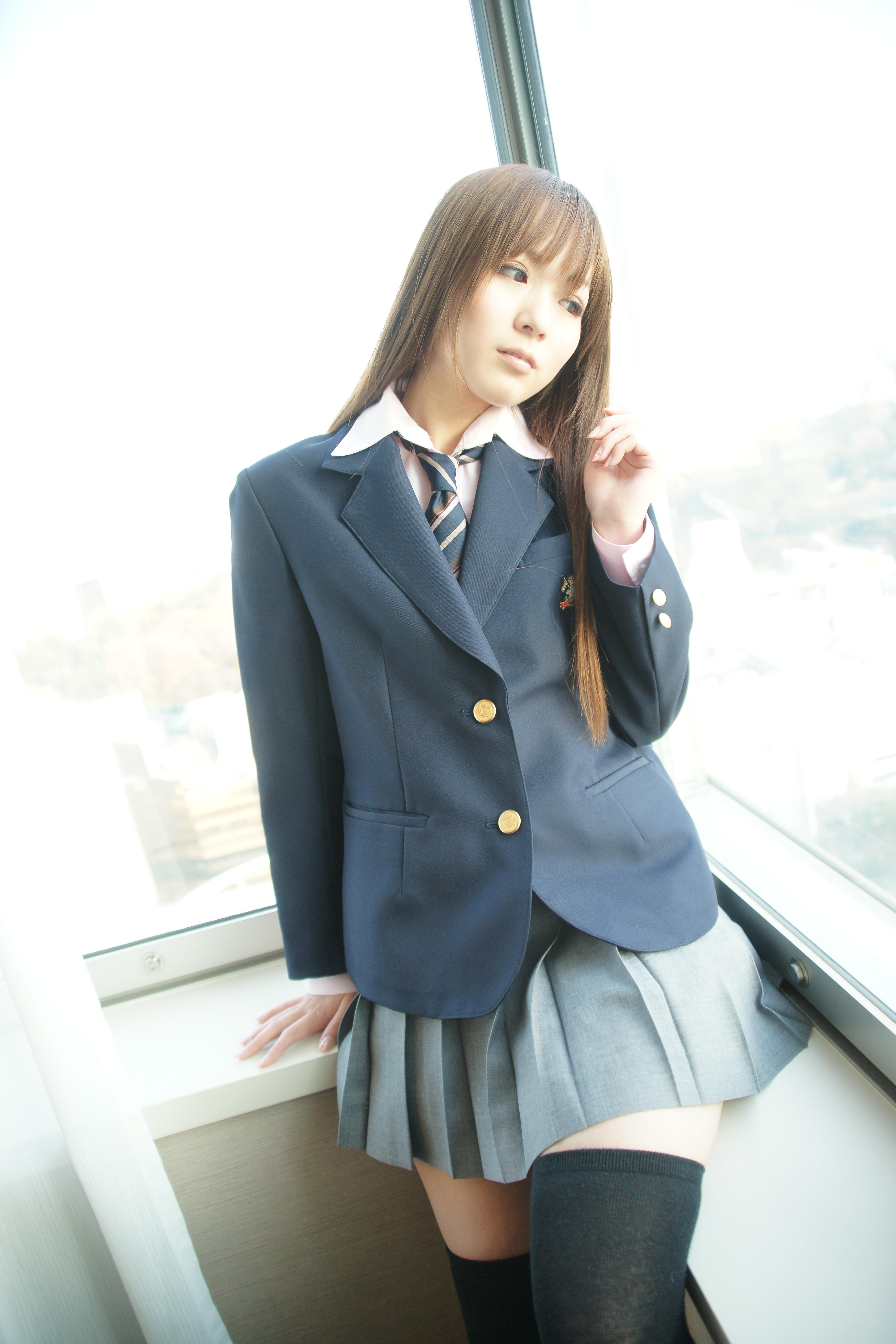 大沢梨果+宝生奈々08
