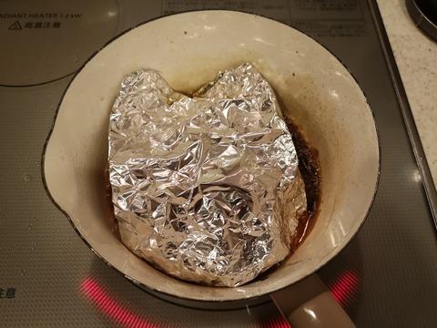 豆腐の出汁ソース煮 (3)