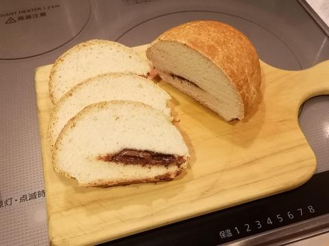 ホットケーキミックスパン (14)