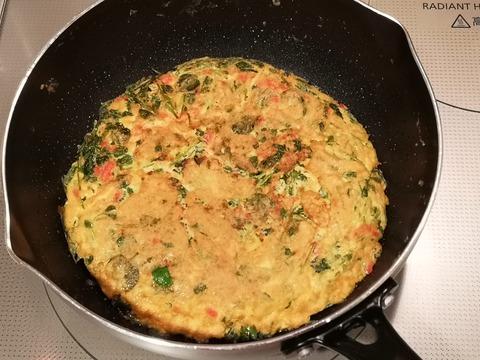 豆苗煮卵 (7)