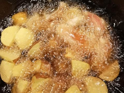 鮭とジャガイモの和風マヨネーズ和え (6)
