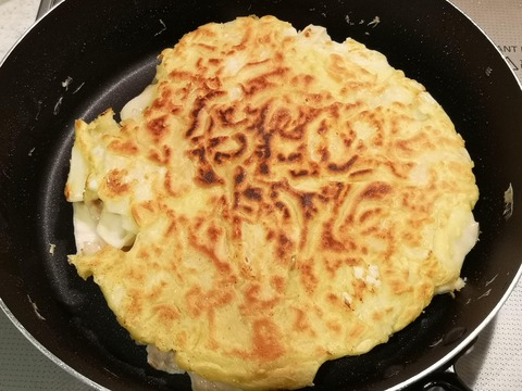 キャベツ焼き (8)
