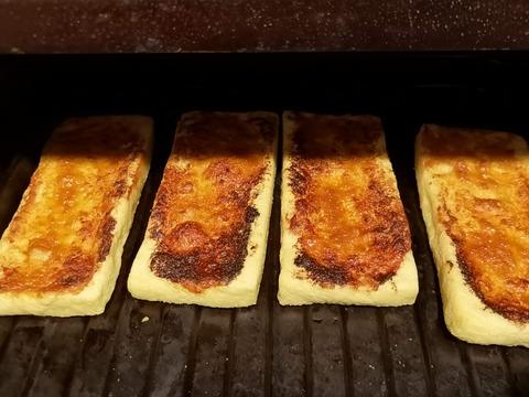 油揚げの味噌焼き (6)