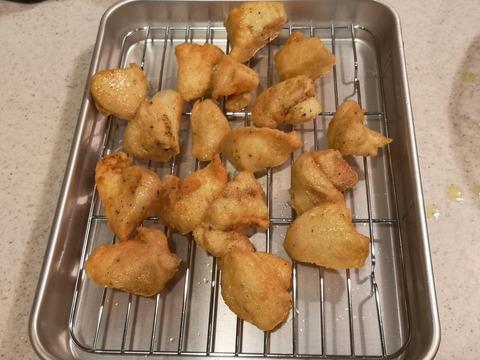 鶏むね肉の甘酢和え (7)