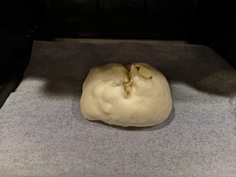 たっぷりチーズパン (16)