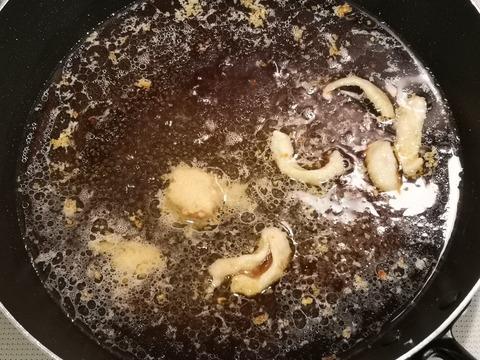 鶏焼きラーメン (4)