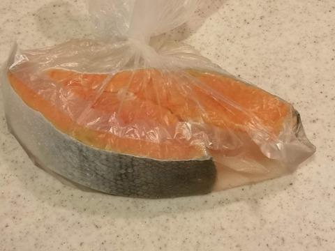 冷凍焼け魚 (3)
