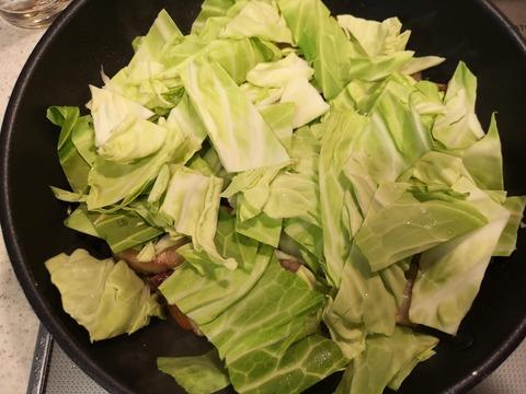 厚切り豚バラの回鍋肉 (6)