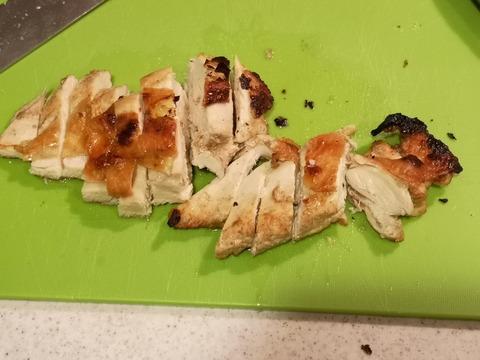 鶏むね肉のスパイスグリル (6)