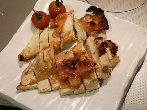 鶏むね肉のスパイスグリル (7)