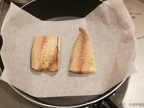 鯖の塩焼き (3)