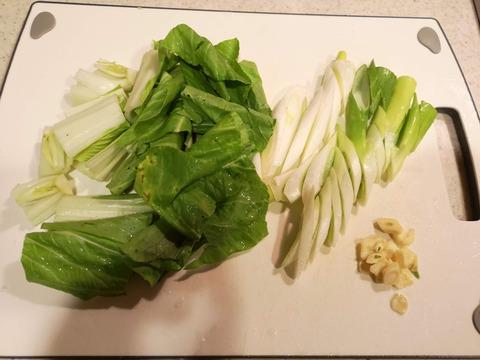 白ねぎのチーズ焼き (2)