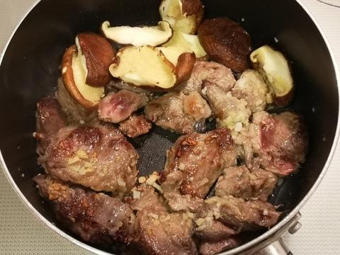 牛肉の柔らか煮込み (5)
