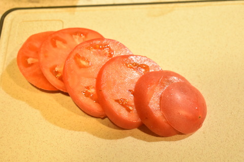 トマトのマルゲリータ風 (2)