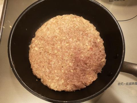 イタリアンチーズハンバーグ (4)