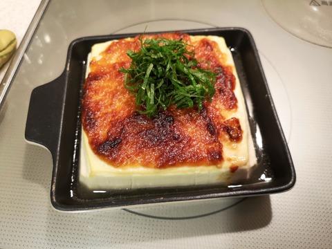 にんにく味噌豆腐 (6)