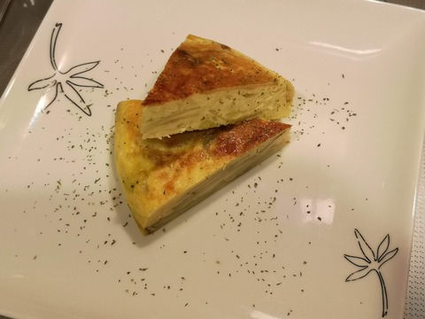 ポテトチーズオムレツ (10)