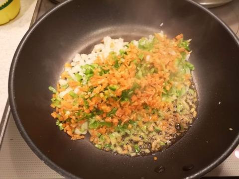 カラフル炒飯 (3)