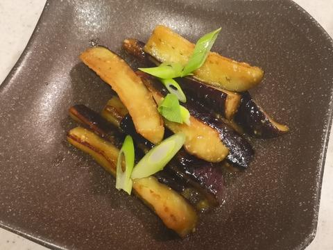 茄子の味噌バター炒め (7)